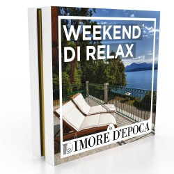 Cofanetto Weekend di Relax