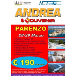 Weekend a Parenzo 28-29...